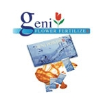 GENI FLOWER FERTILIZER